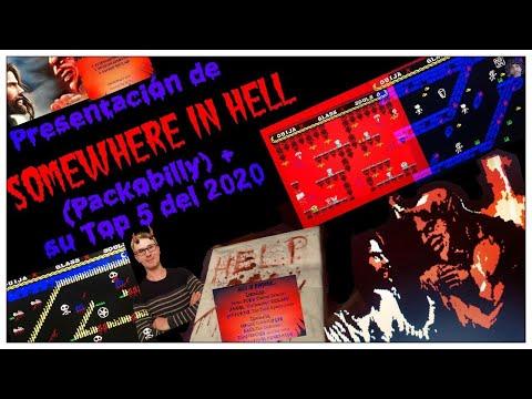 Presentación de Somewhere in Hell (Packobilly) + su Top 5 del 2020