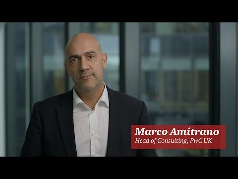 In the business of transformation - PwC UK Consulting