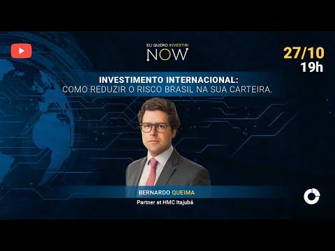 Investimento Internacional: Como reduzir o risco Brasil na sua carteira