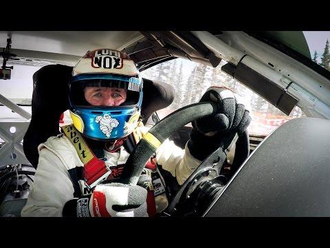 GoPro: Breaking Records in a 800hp Porsche Turbo Cup in 4K