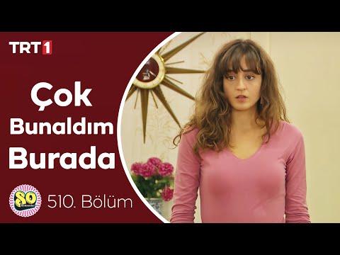Rukiye'nin Suna'yı Bunaltan Ev Kuralları - Seksenler 510. Bölüm