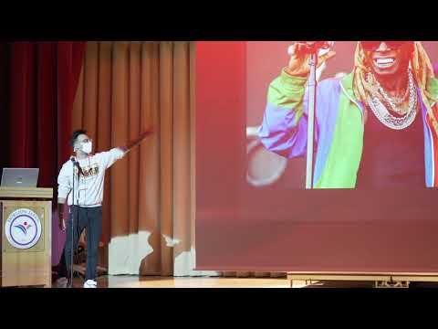 Call me Mister | Camdyn Gavilan | TEDxYouth@HJIS
