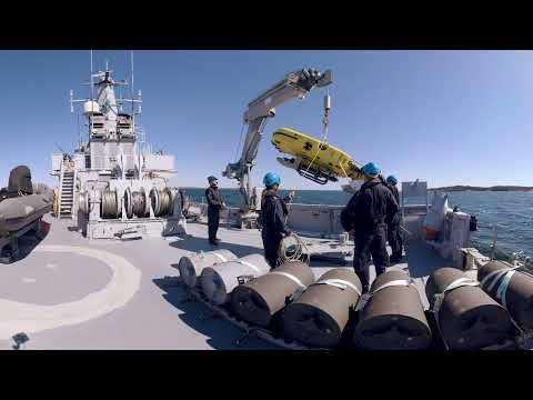 Försvarsmakten i 360 VR - Fanny Fjärde sjöstridsflottiljen