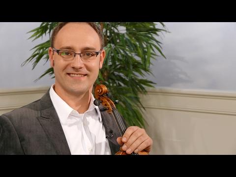 Der Missionar und die Geige; Christer Tepper
