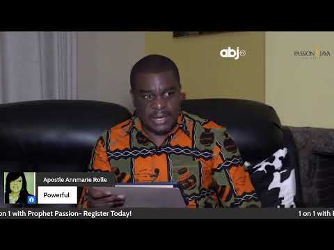 Prophetic Revelation LIVE with Prophet Passion Java