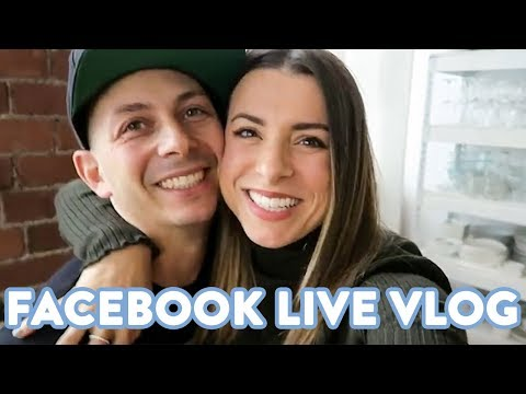 Healthy Brunch Recipe Challenge and Smoothies 101 Facebook Livestream