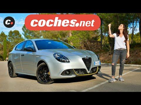 Alfa Romeo Giulietta 2019 | Prueba / Test / Review en español | coches.net