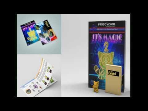 Descubriendo juegos: It's Magic 2 Edición 20 Aniversario (Ed.Española de Commodore 64 Club)