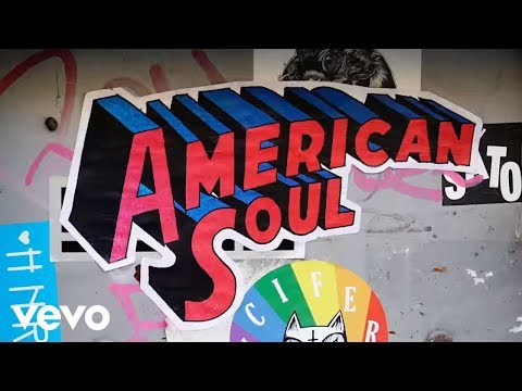 U2 – American Soul (Lyric Video)