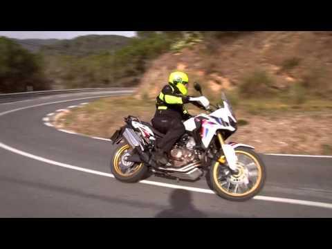 Motos X1000 : Test Honda Africa Twin en Asfalto