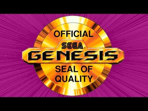 SEGA Contra Accolade[Seal Of Quality SEGA]