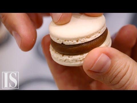 Macarons: ricetta di Gino Fabbri