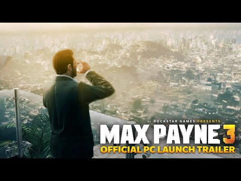 Max Payne 3: Complete Edition – Available on the Rockstar Games Launcher