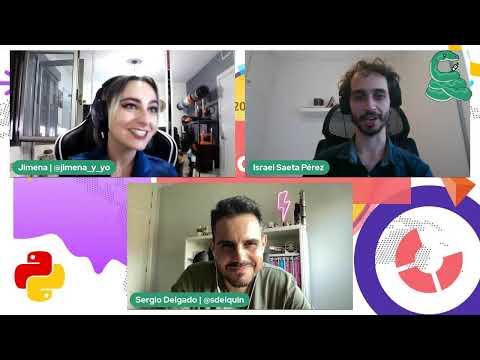 PyConES 2021 - Charlas (Domingo - Bloque B)