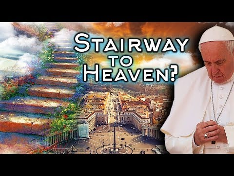 Breaking Pope Prophecy Update: Rome's Stairway to Heaven, Dead Men's Bones & Their Wine Cup Strategy