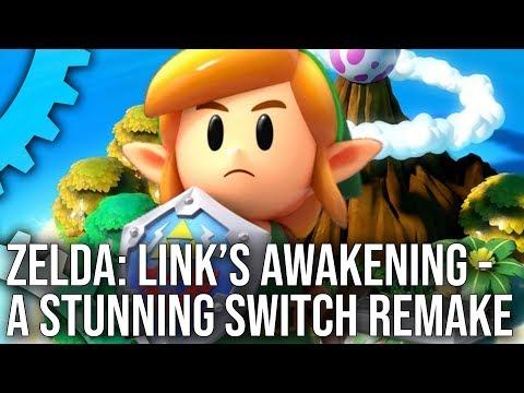 The Legend of Zelda: Link's Awakening Switch Remake - Absolutely Unmissable - UC9PBzalIcEQCsiIkq36PyUA