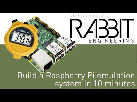 Build a Raspberry Pi emulation system in 10 minutes! - UCVLz--tnKzfU8PMHVB60eOQ