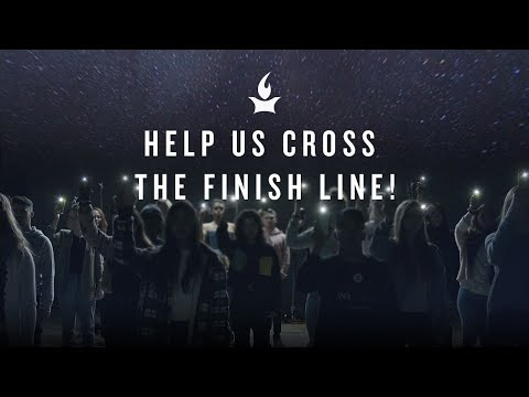 Help Us Cross the Finish Line!  Partner With IHOPKC