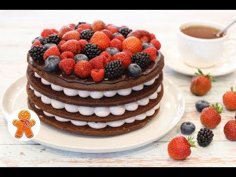 Торт Вупи Пай ✧ Whoopie Pie Cake