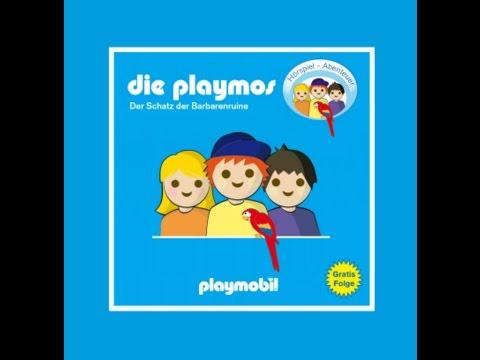 Die Playmos - Der Schatz der Barbarenruine (PLAYMOBIL)