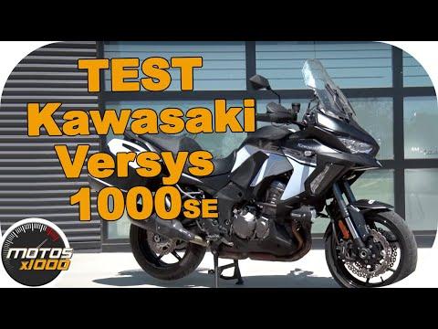 Test Kawasaki Versys 1000 | Motosx1000