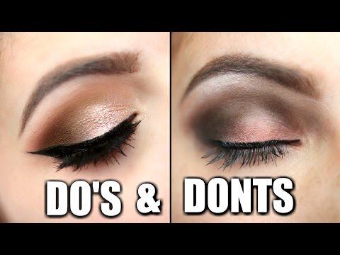 Eyeshadow Do's and Don'ts - UCKMugoa0uHpjUuq14yOpagw