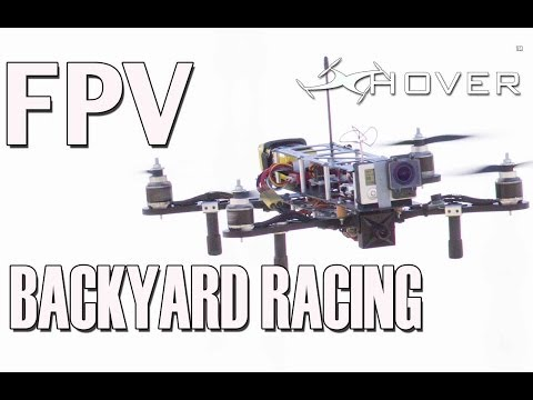 FPV - Back Yard Racing Part 3 QAV400 CC3D - UCkSdcbA1b09F-fo7rfysD_Q