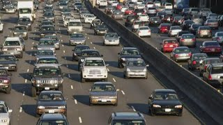 Study: Houstonians wasting time and money in traffic