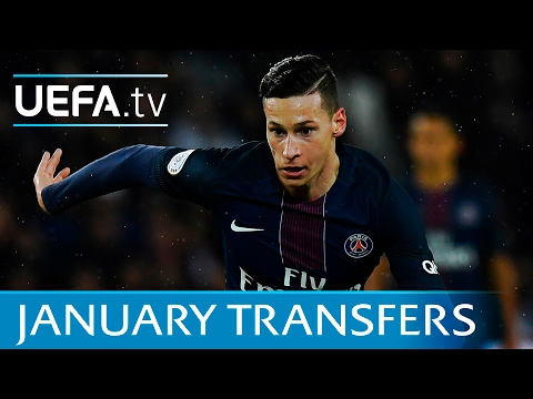 Draxler, Payet, Guedes: Seven of the biggest January transfers