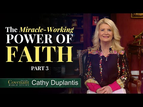 Voice of the Covenant Bible Study, June 2021 Week 3  Cathy Duplantis