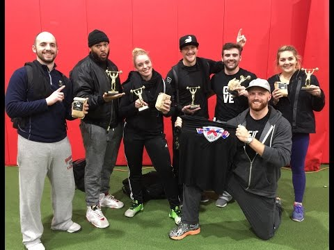 Team J2FIT First Olympic Weightlifting Meet: Union Square Barbell Club