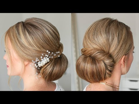 Half Wrapped Bun | Missy Sue