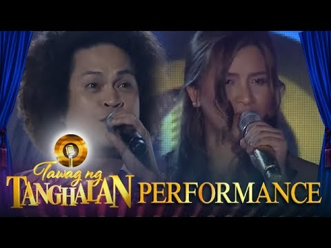 Tawag ng Tanghalan: Jonas Oñate vs. Adelle Nicole Yu