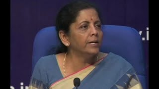 Home, vehicle, other retail loans to become cheaper: Nirmala Sitharaman