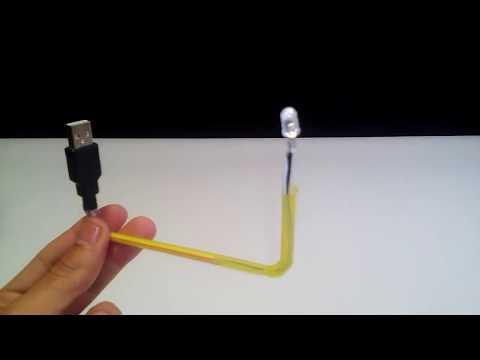 اصنع اداة لاضاءة لوحة مفاتيح حاسوبك من ادوات بسيطة _Diy lighting system for your laptop keyboard