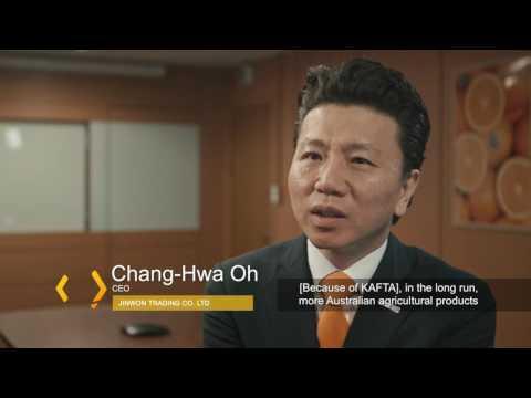 A video on the Korea-Australia Free Trade Agreement