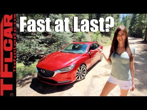 Here's What's Good, Bad and Weird About the 2018 Mazda6 Turbo!