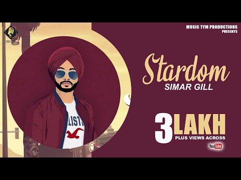 STARDOM LYRICS - Simar Gill | Sikander Kahlon