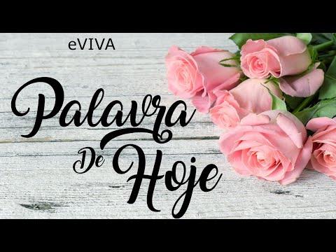 PALAVRA DE HOJE 01 DE JUNHO 2020 eVIVA MENSAGEM MOTIVACIONAL PARA REFLEXÃO ISAÍAS 43 1 3 BOM DIA!