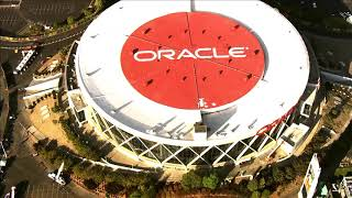 Oracle Arena No More - Crews remove