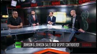 Johnson & Johnson Sales Continue To Rise Despite Cancer Controversy