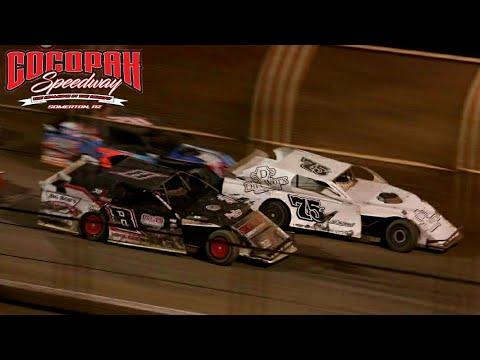 Cocopah Speedway IMCA Northern SportMod Main Event 1/14/21 - Dirt Track Racing - dirt track racing video image