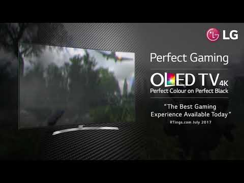 LG OLED TV - Get the perfect gaming experience for Call of Duty WWII with OLED B7
