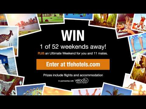 TFE Hotels Great Weekends Video 15