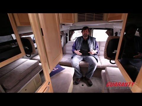 2007 Roadtrek 190 Popular Class B Camper Van • Guaranty.com