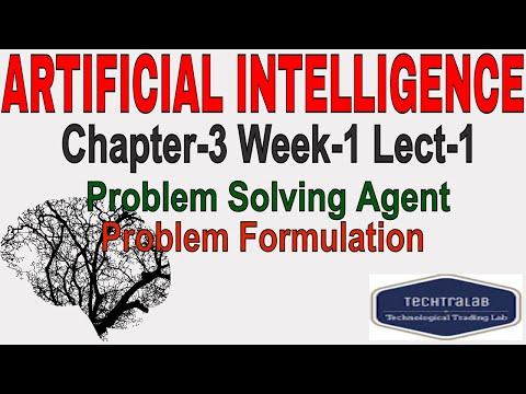 Artificial Intelligence | Problem Solving Agent | Problem Formulation in AI