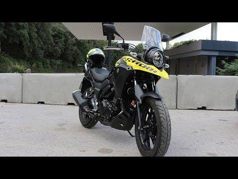 Motosx1000: Test Suzuki V-Strom 250
