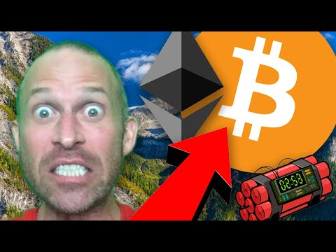 SOMETHING EPIC IS HAPPENING TO BITCOIN & ETHEREUM RIGHT NOW!!!!!!