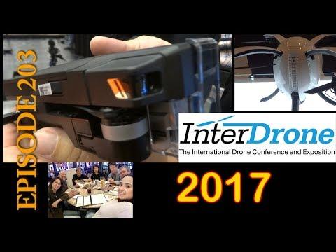 Interdrone 2017 GDU o2 Demo, Atlas Nest, Vitus - UCOmcA3f_RrH6b9NmcNa4tdg