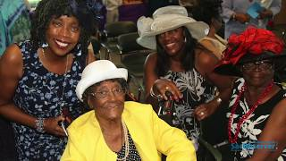 """Hats On Luncheon Honors """"Godmother of the Civil Rights Movement"""""""